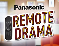 Panasonic Remote Drama