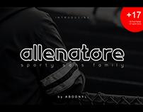 Allenatore -sporty sans-