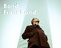 Bond. Frans Bond.
