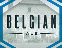 Beer Style Labels