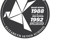 ESS Batch '88 & '92 logo