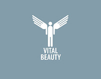 Vital Beauty: Health & Wellness (Branding and Design)