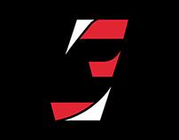T.V Channel Logo | martial arts