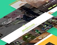 Nutresa EVS Website