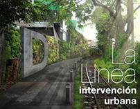 Intervención Urbana : La Linea