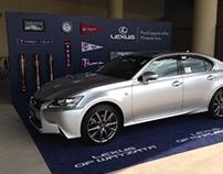 Lexus Display - Target Field