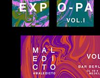 Expo Party / Maledicto