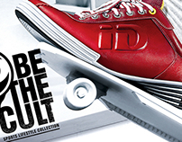 "ID SHOES "" Be the cult """
