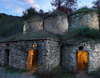 Les Tines de Mura (Catalonia, Spain)