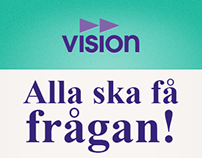 Vision - Recruitment campaign