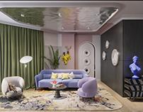 Two-Room Apartment Kiev, Pechersk district