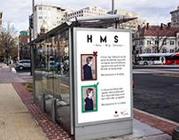 HMS (Helse, miljø og sikkerhet) plakat
