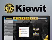 Kiewit Construction Portal