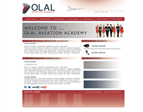 OLAL - logo & web interface design