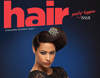 Hair Magazine Cover Story