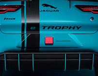 Jaguar IPace & IType