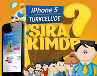Turkcell Sıra Kimde Tab Application