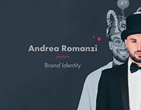Andrea Romanzi | Brand Design