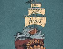 Follow your heart (the sea)