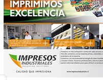 Aviso Impresos Industriales AD
