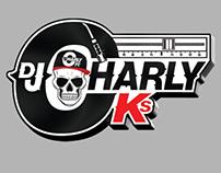 DJ CHARLY KS - Logo