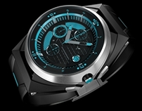 INVISIUM CONCEPT WATCH