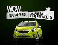 Carrera de los RT - Chevrolet Spark