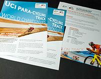 WK Para-Cycling Track '15 Div. Media | Multiple Media