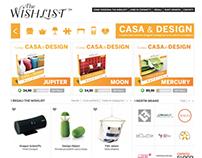 Shop The Wishlist 2012