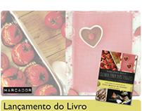 Lançamento livro Cozinha para dias Felizes