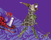 Purple Ink Christmas