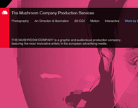 The Mushroom Company website