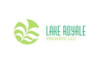 Lake Royale Preserve - Logo Study