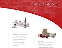 Allen Aircraft Brochure