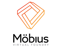 Mobius Virtual Foundry Branding