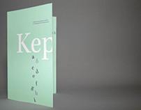 Kepler Typeface Book