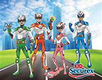 Kid Securex Reel