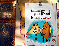 Event Poster : Tunisian Street Food Festival