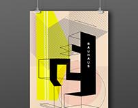 [BAUHAUS MANIFESTO] Poster Design