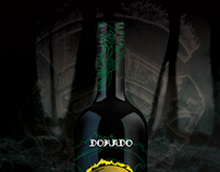 Dorado Wine Label