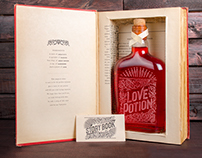Love Potion Packaging