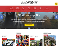 Visit Canterbury website