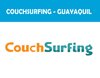 Logo CouchSurfing Guayaquil