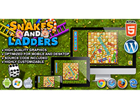 HTML5 Game: Snakes and Ladders
