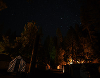 Nights in the Canyon - Yosemite National Park