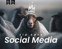 Eid Adha Social Media