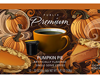 Publix Premium Coffee Packaging