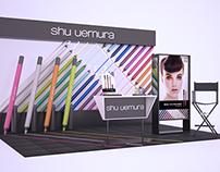 Shu Uemura Brand Promotion Event