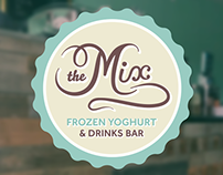 The Mix Frozen Yoghurt