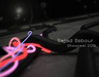 Sajjad Sabour Showreel 2015